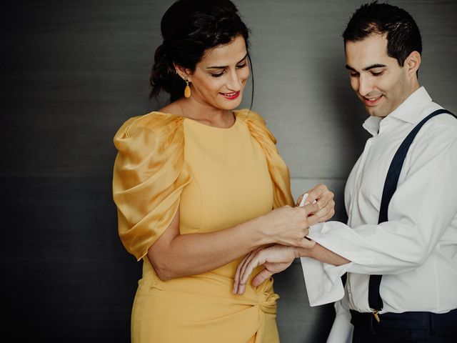 La boda de Carlos y Maite en Ballesteros De Calatrava, Ciudad Real 5