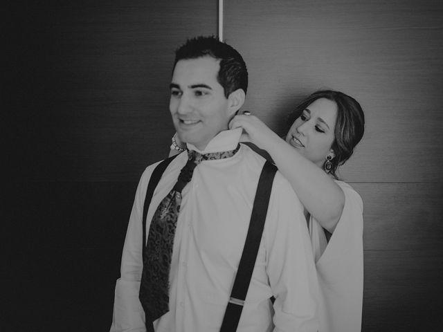 La boda de Carlos y Maite en Ballesteros De Calatrava, Ciudad Real 6