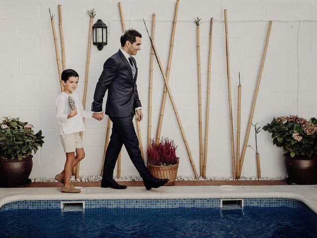 La boda de Carlos y Maite en Ballesteros De Calatrava, Ciudad Real 8