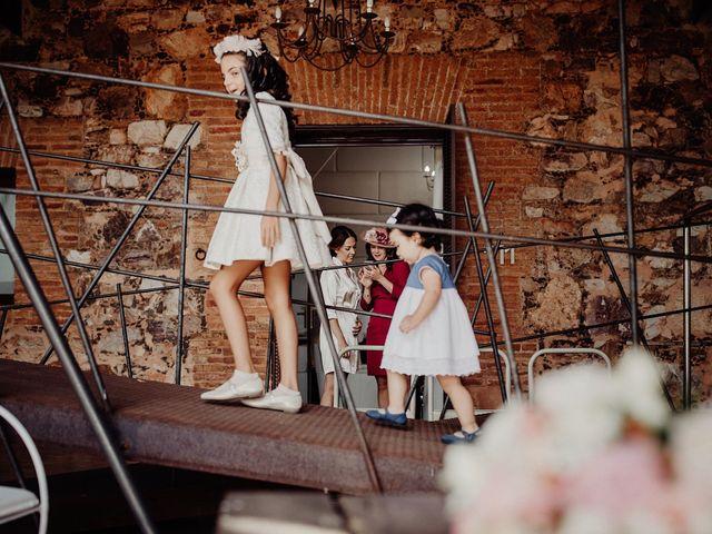 La boda de Carlos y Maite en Ballesteros De Calatrava, Ciudad Real 17