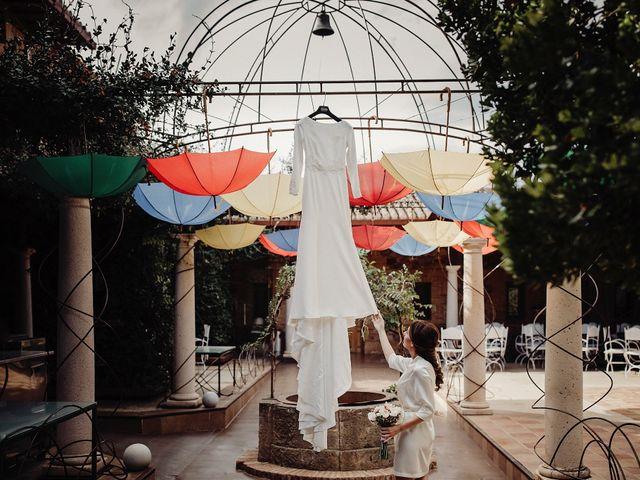 La boda de Carlos y Maite en Ballesteros De Calatrava, Ciudad Real 2