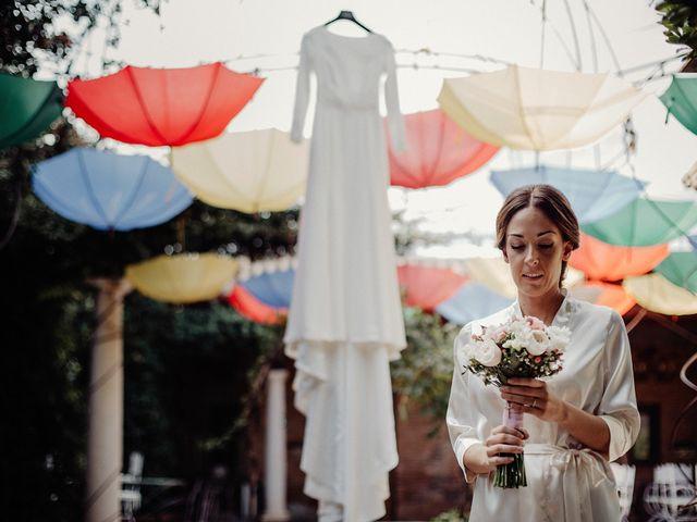 La boda de Carlos y Maite en Ballesteros De Calatrava, Ciudad Real 18