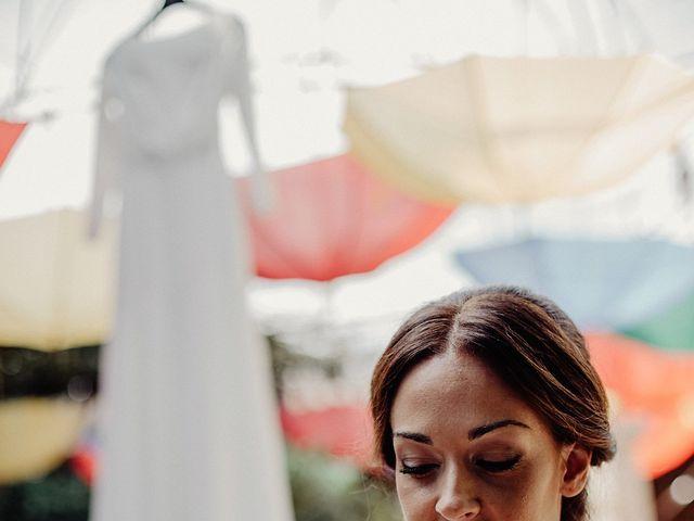 La boda de Carlos y Maite en Ballesteros De Calatrava, Ciudad Real 19