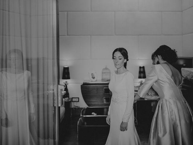 La boda de Carlos y Maite en Ballesteros De Calatrava, Ciudad Real 20