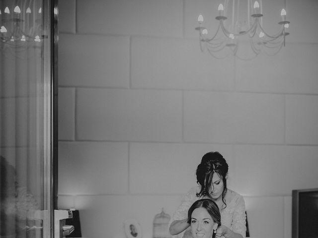 La boda de Carlos y Maite en Ballesteros De Calatrava, Ciudad Real 25