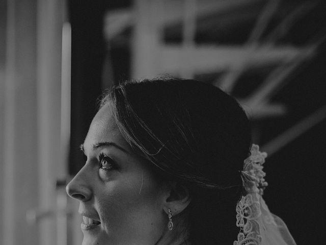 La boda de Carlos y Maite en Ballesteros De Calatrava, Ciudad Real 26