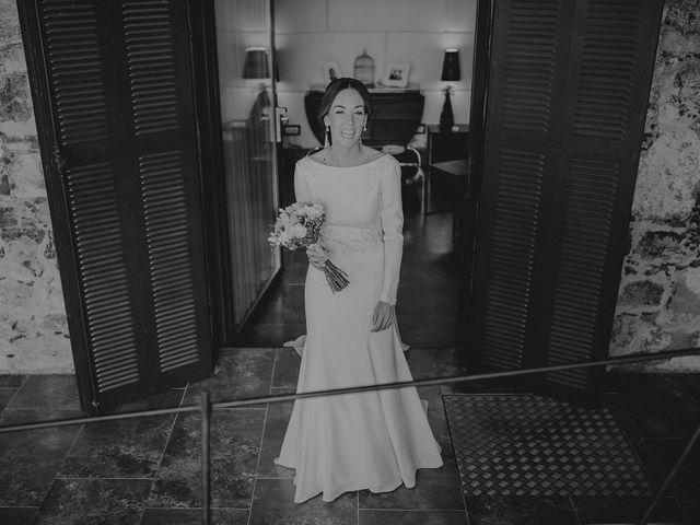 La boda de Carlos y Maite en Ballesteros De Calatrava, Ciudad Real 29