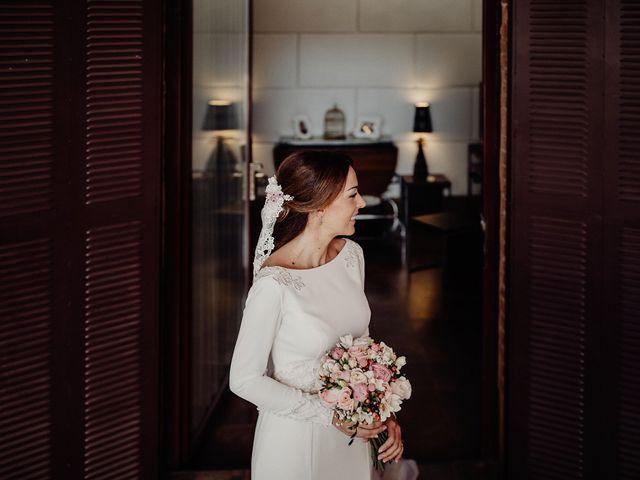 La boda de Carlos y Maite en Ballesteros De Calatrava, Ciudad Real 30