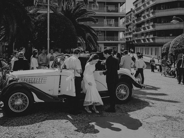 La boda de Carlos y Maite en Ballesteros De Calatrava, Ciudad Real 36