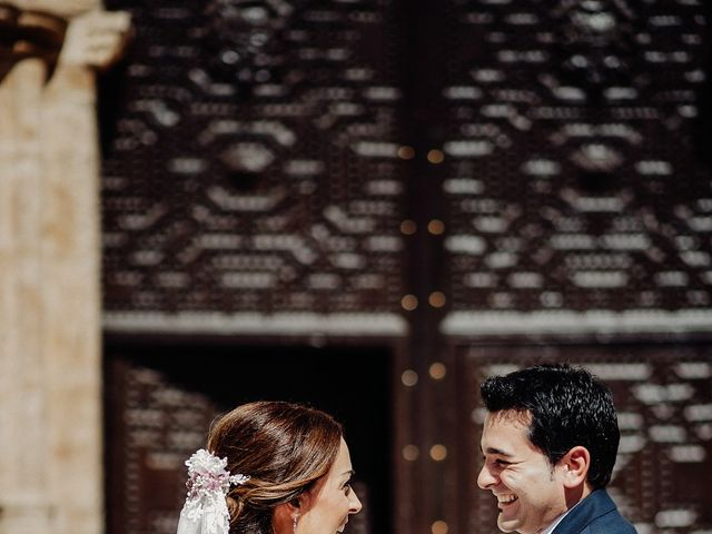 La boda de Carlos y Maite en Ballesteros De Calatrava, Ciudad Real 38