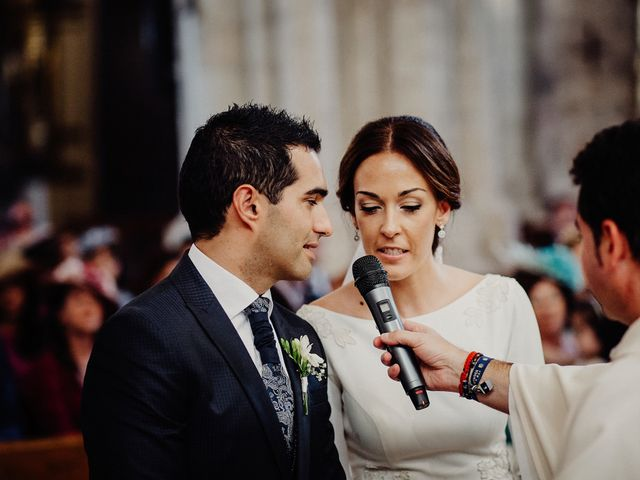 La boda de Carlos y Maite en Ballesteros De Calatrava, Ciudad Real 44