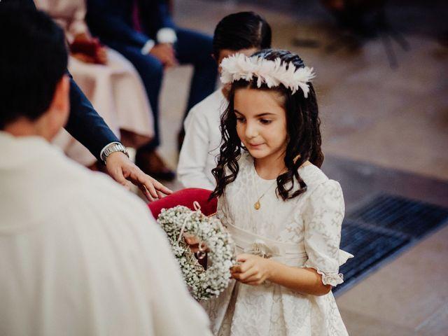 La boda de Carlos y Maite en Ballesteros De Calatrava, Ciudad Real 46