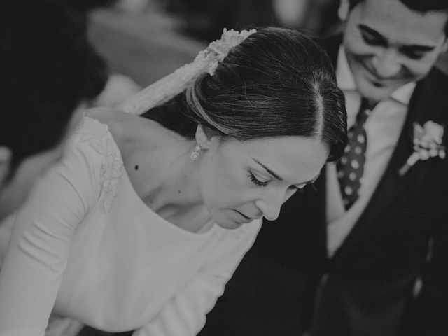 La boda de Carlos y Maite en Ballesteros De Calatrava, Ciudad Real 48