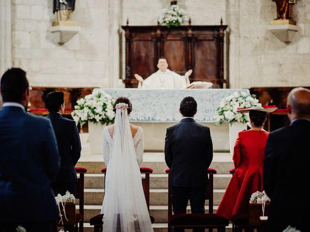 La boda de Carlos y Maite en Ballesteros De Calatrava, Ciudad Real 50