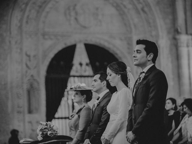 La boda de Carlos y Maite en Ballesteros De Calatrava, Ciudad Real 51