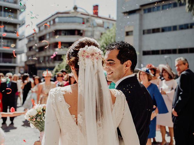 La boda de Carlos y Maite en Ballesteros De Calatrava, Ciudad Real 54