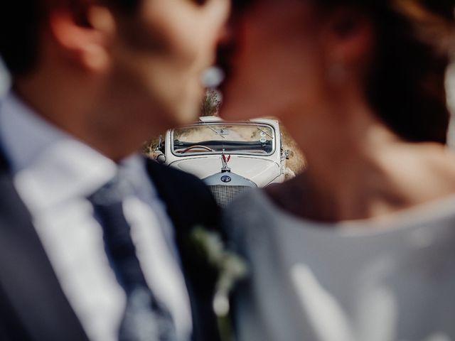 La boda de Carlos y Maite en Ballesteros De Calatrava, Ciudad Real 56