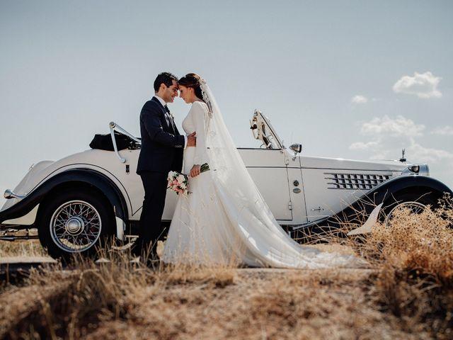 La boda de Carlos y Maite en Ballesteros De Calatrava, Ciudad Real 57