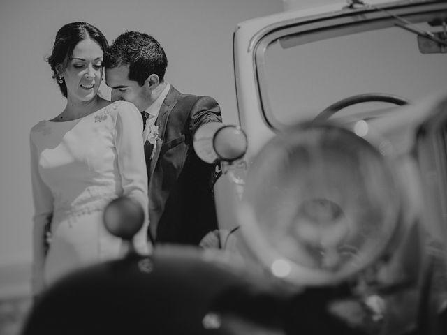 La boda de Carlos y Maite en Ballesteros De Calatrava, Ciudad Real 58
