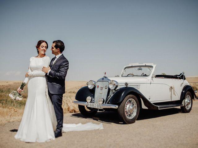 La boda de Carlos y Maite en Ballesteros De Calatrava, Ciudad Real 59