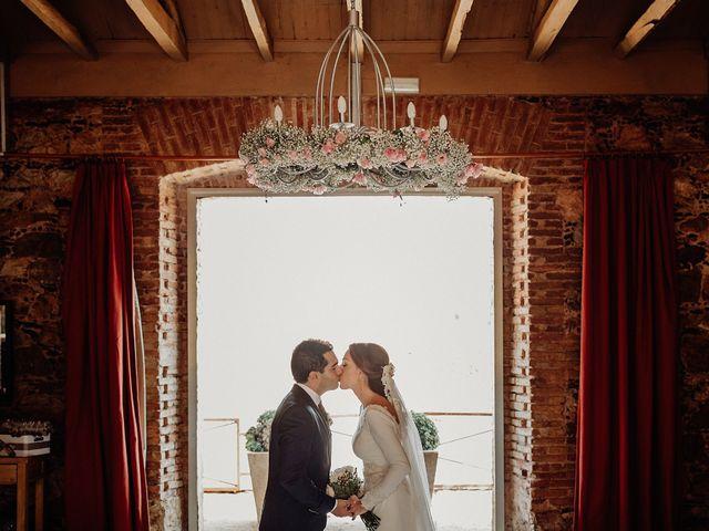 La boda de Carlos y Maite en Ballesteros De Calatrava, Ciudad Real 66