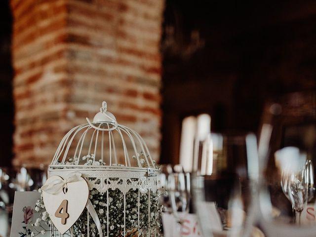 La boda de Carlos y Maite en Ballesteros De Calatrava, Ciudad Real 69