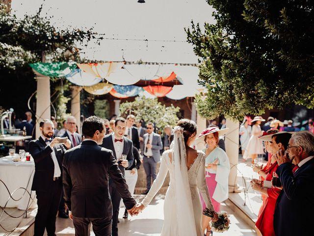 La boda de Carlos y Maite en Ballesteros De Calatrava, Ciudad Real 72