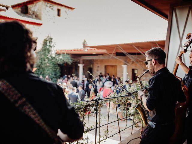 La boda de Carlos y Maite en Ballesteros De Calatrava, Ciudad Real 74