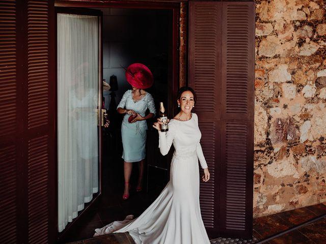 La boda de Carlos y Maite en Ballesteros De Calatrava, Ciudad Real 76