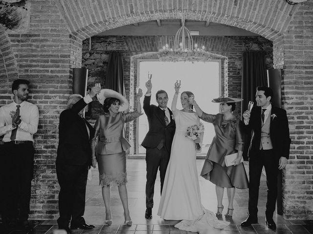 La boda de Carlos y Maite en Ballesteros De Calatrava, Ciudad Real 79