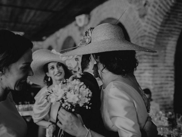 La boda de Carlos y Maite en Ballesteros De Calatrava, Ciudad Real 82