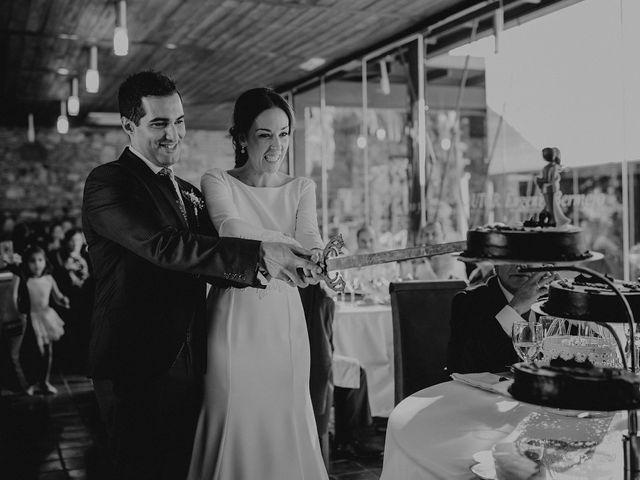 La boda de Carlos y Maite en Ballesteros De Calatrava, Ciudad Real 84