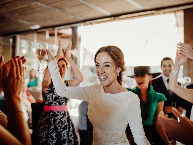 La boda de Carlos y Maite en Ballesteros De Calatrava, Ciudad Real 86
