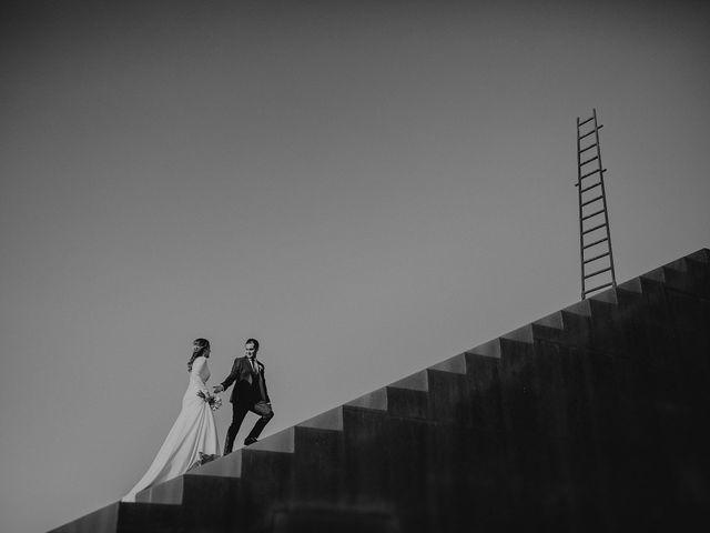 La boda de Carlos y Maite en Ballesteros De Calatrava, Ciudad Real 88