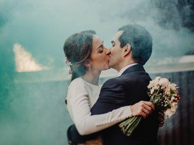 La boda de Carlos y Maite en Ballesteros De Calatrava, Ciudad Real 93