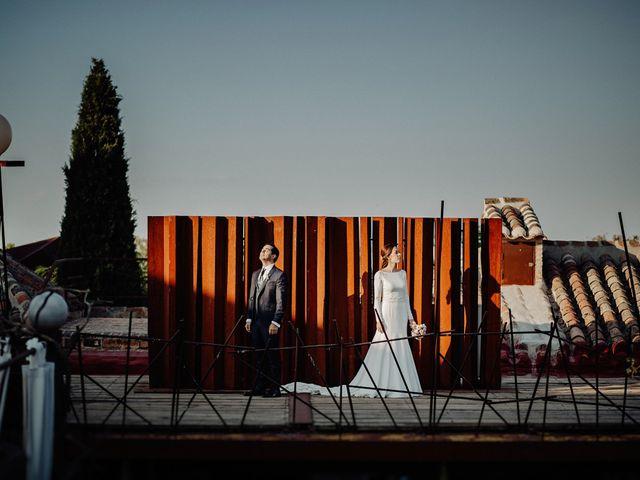 La boda de Carlos y Maite en Ballesteros De Calatrava, Ciudad Real 98