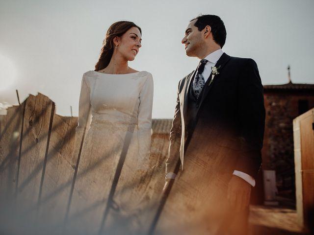 La boda de Carlos y Maite en Ballesteros De Calatrava, Ciudad Real 99