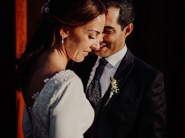 La boda de Carlos y Maite en Ballesteros De Calatrava, Ciudad Real 100