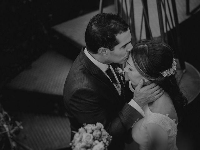 La boda de Carlos y Maite en Ballesteros De Calatrava, Ciudad Real 101