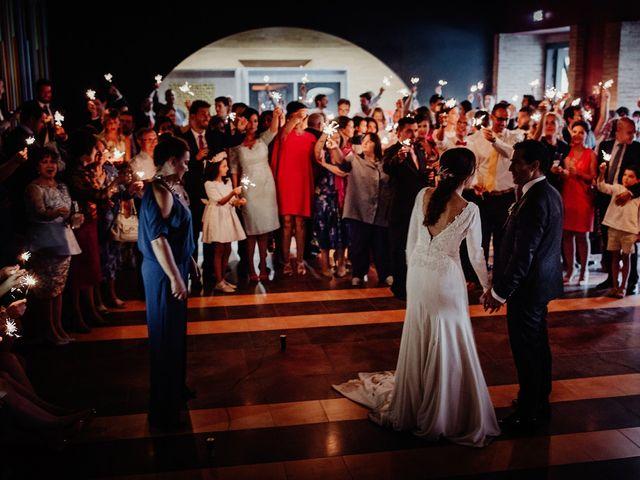 La boda de Carlos y Maite en Ballesteros De Calatrava, Ciudad Real 108