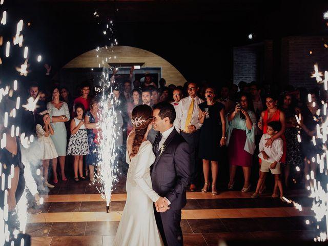La boda de Carlos y Maite en Ballesteros De Calatrava, Ciudad Real 109