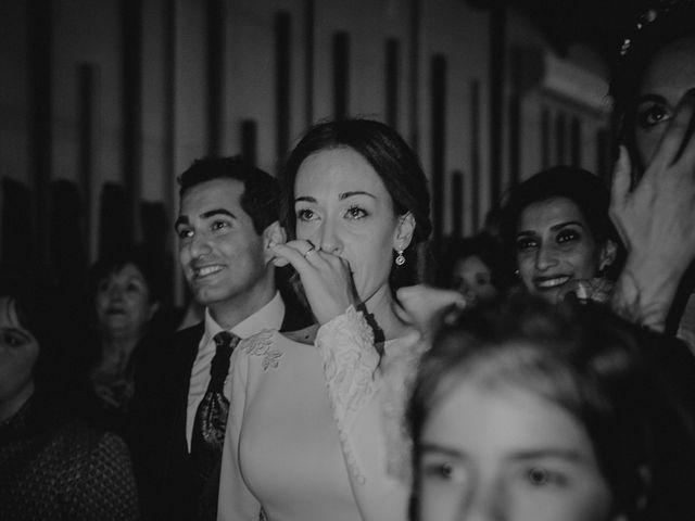 La boda de Carlos y Maite en Ballesteros De Calatrava, Ciudad Real 113
