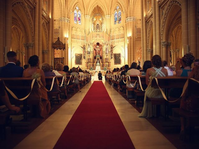 La boda de José Luis y Ana en Málaga, Málaga 12