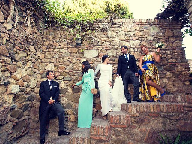 La boda de José Luis y Ana en Málaga, Málaga 24