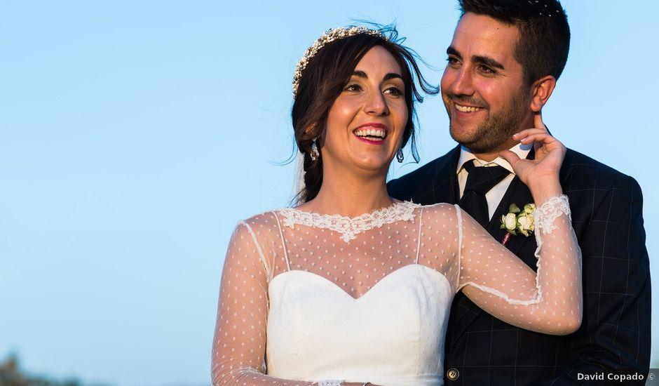 La boda de Beatriz y Roberto en Almodovar Del Campo, Ciudad Real