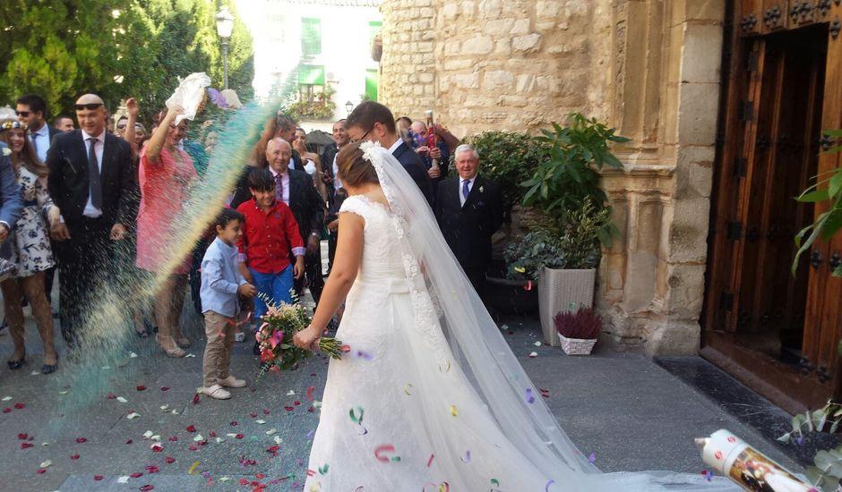 La boda de Alfonso y Sonia en Jaén, Jaén