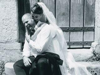 La boda de Olatz y Iñaki