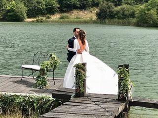 La boda de Raquel  y Iñigo