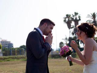 La boda de Alicia y Rubén  3