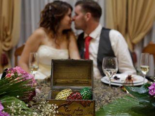 La boda de Alicia y Rubén